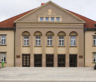 Nový Bor, Stadttheater