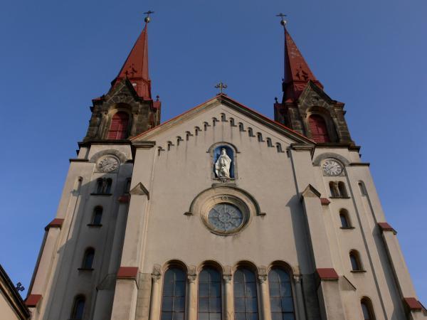 Kostel Narození Panny Marie, Filipov u Rumburka