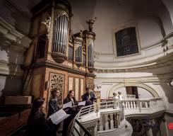 Martinů Voices - Lípa Musica 2012, foto Lukas Pelech