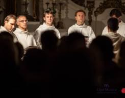 Schola Gregoriana Pragensis - Lípa Musica 2012, foto Lukas Pelech
