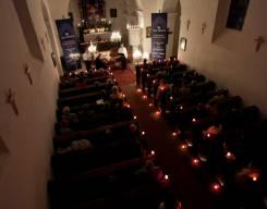 Koncert při svíčkách - Lípa Musica 2011, foto: Vít Černý (Lukas Pelech Atelier)