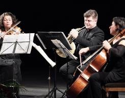 Baborák Ensemble - Lípa Musica 2010, foto: Lukáš Pelech