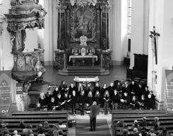 Kühnův dětský sbor, prof. Jiří Chvála - Lípa Musica 2010, foto: Lukáš Pelech