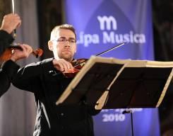 Musica Aeterna - Lípa Musica 2010, foto: Lukáš Pelech