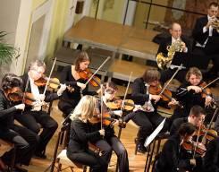 Pražská komorní filharmonie, Roman Patočka, Ondřej Kukal - Lípa Musica 2010