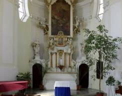Česká Lípa, Biberova kaple