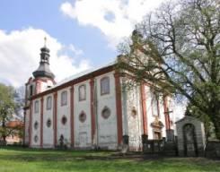 Kamenický Šenov, kostel Narození sv. Jana Křtitele