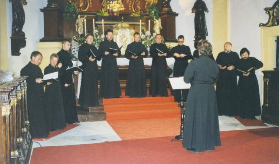 Moskevský patriarchální sbor Drevněrusskij raspěv