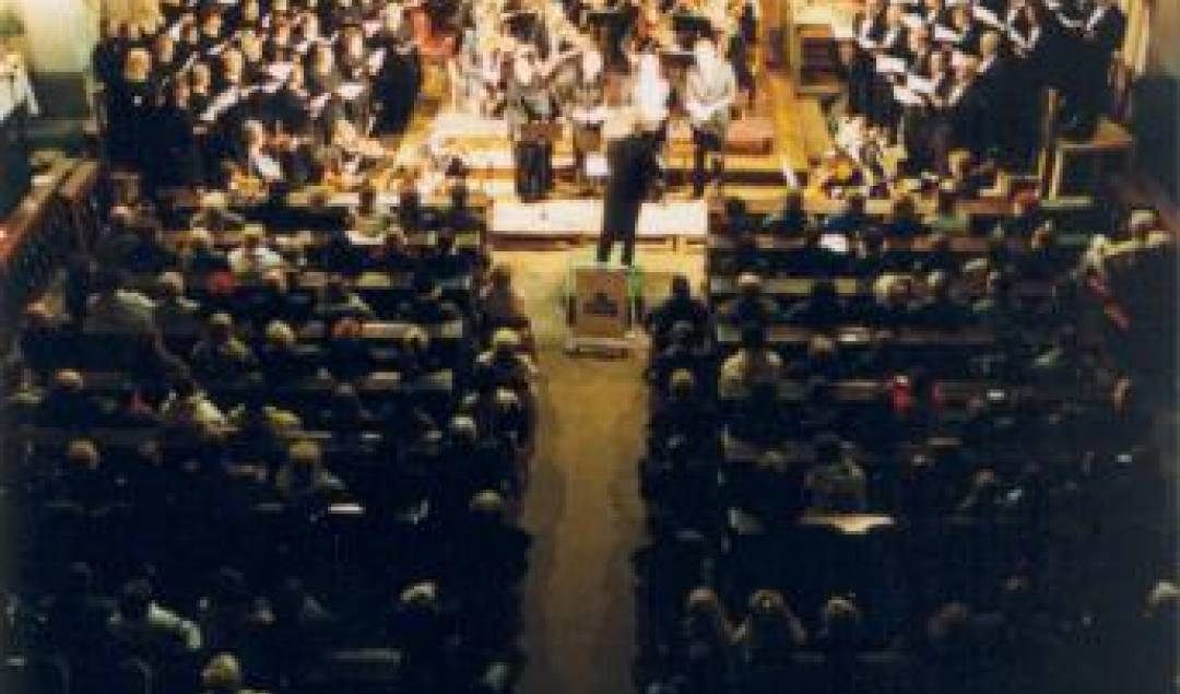 W. A. Mozart - Requiem d moll - Klášterní bazilika Všech svatých