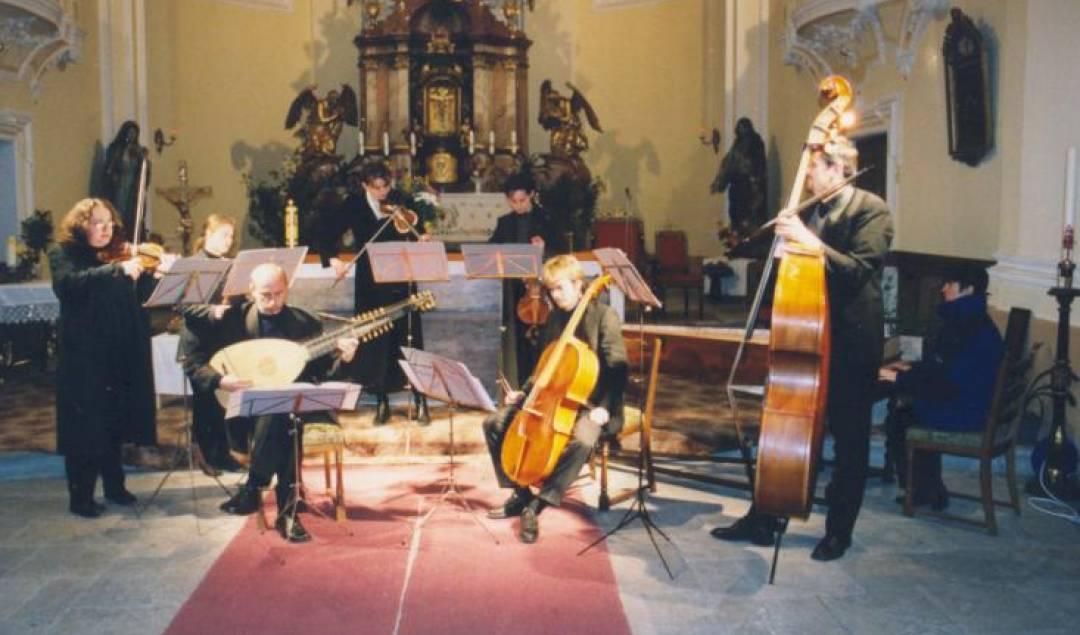 Festival duchovní hudby Česká Lípa 2002 - Musica Florea