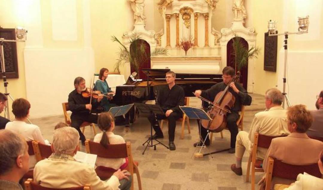 Festival duchovní hudby Česká Lípa 2005 - Ensemble Messiaen