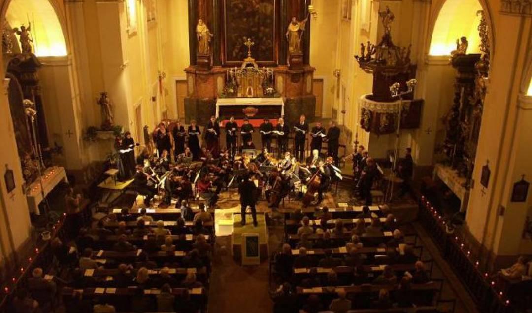 Festival duchovní hudby Česká Lípa 2005 - J. S. Bach