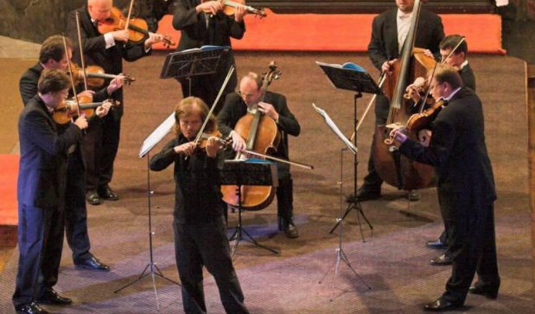 Festival duchovní hudby Česká Lípa 2006 - Czech Philh. Collegium a Pavel Šporcl