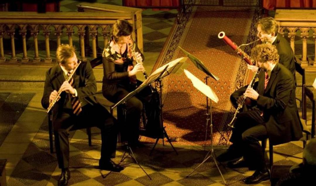 Festival duchovní hudby Česká Lípa 2006 - Dechové kvarteto Afflatus