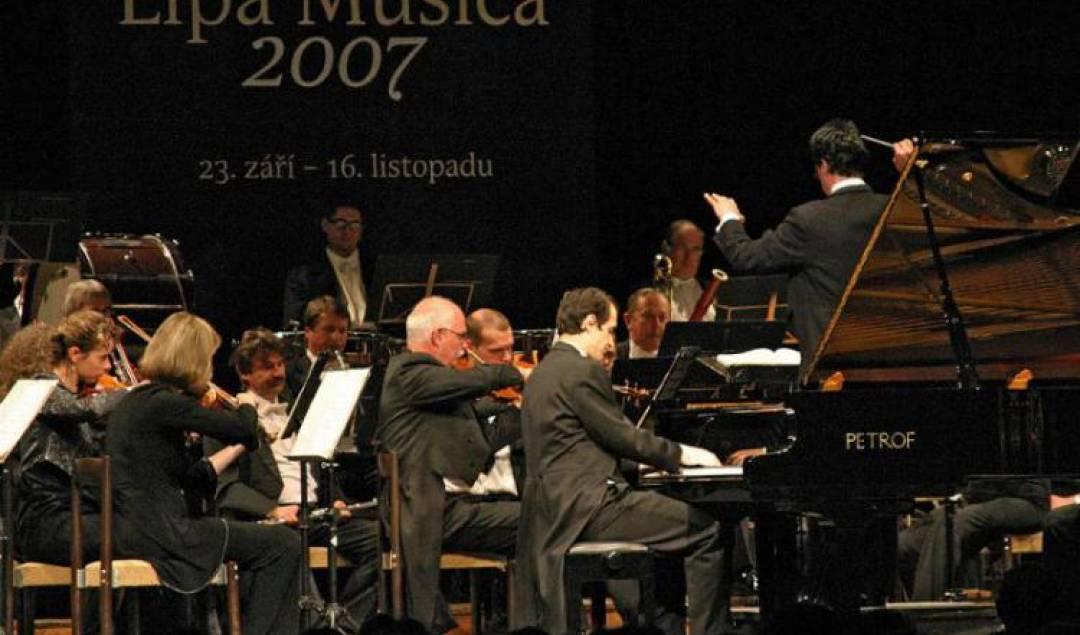 Festival Lípa Musica 2007 - Severočeská filharmonie Teplice, Adam Skoumal