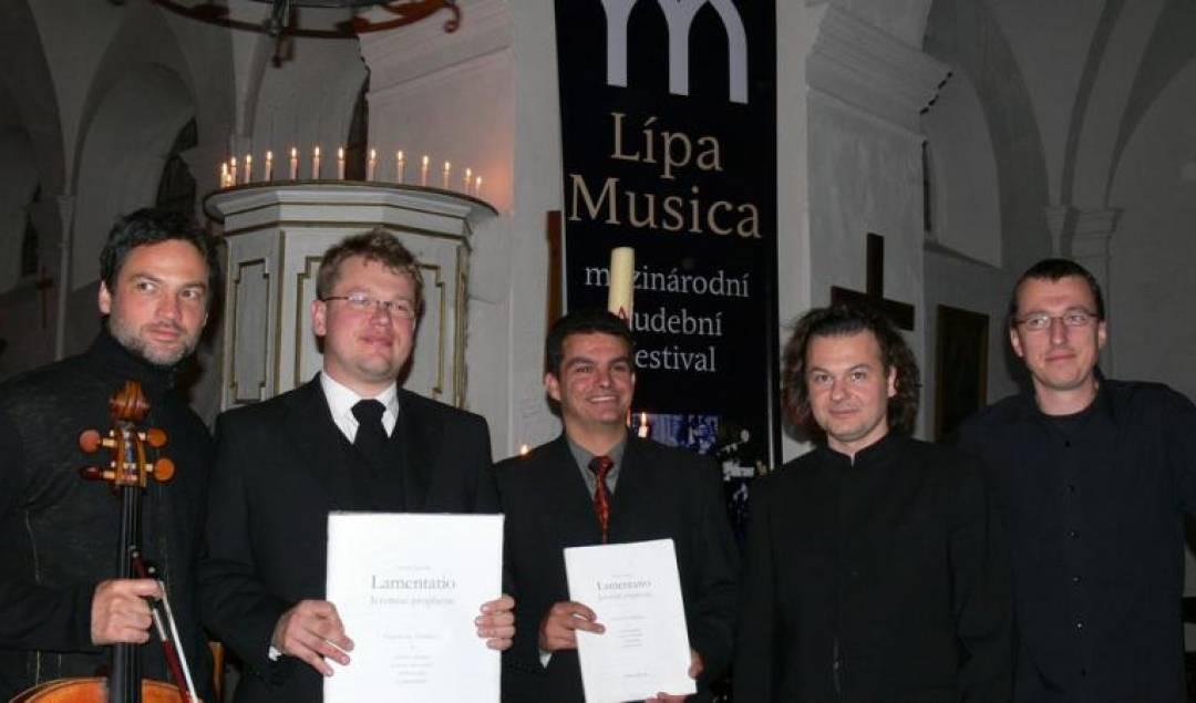 MHF Lípa Musica 2007 - Lamentace - Zahrádky