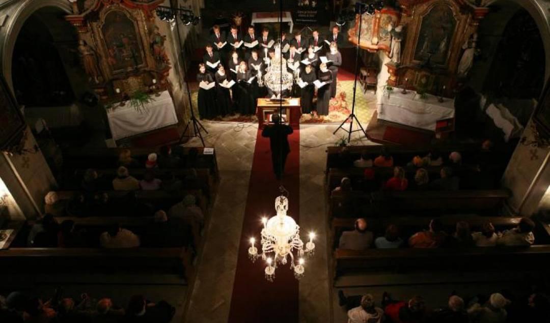 Festival Lípa Musica 2007 - Kornerscher Sing-Verein Dresden