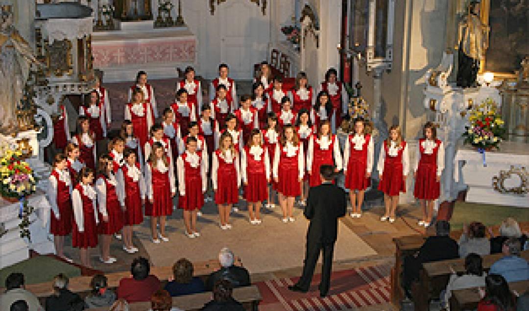 Festival Lípa Musica 2008 - Dětský sbor Jitro