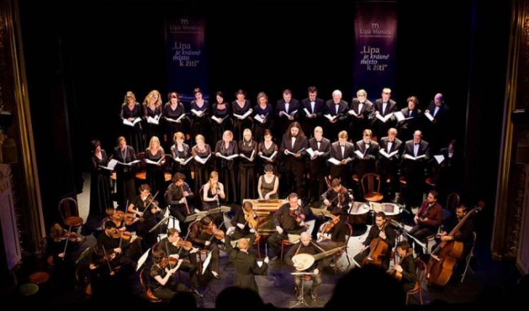 Festival Lípa Musica 2008 - Musica Florea - Mesiáš