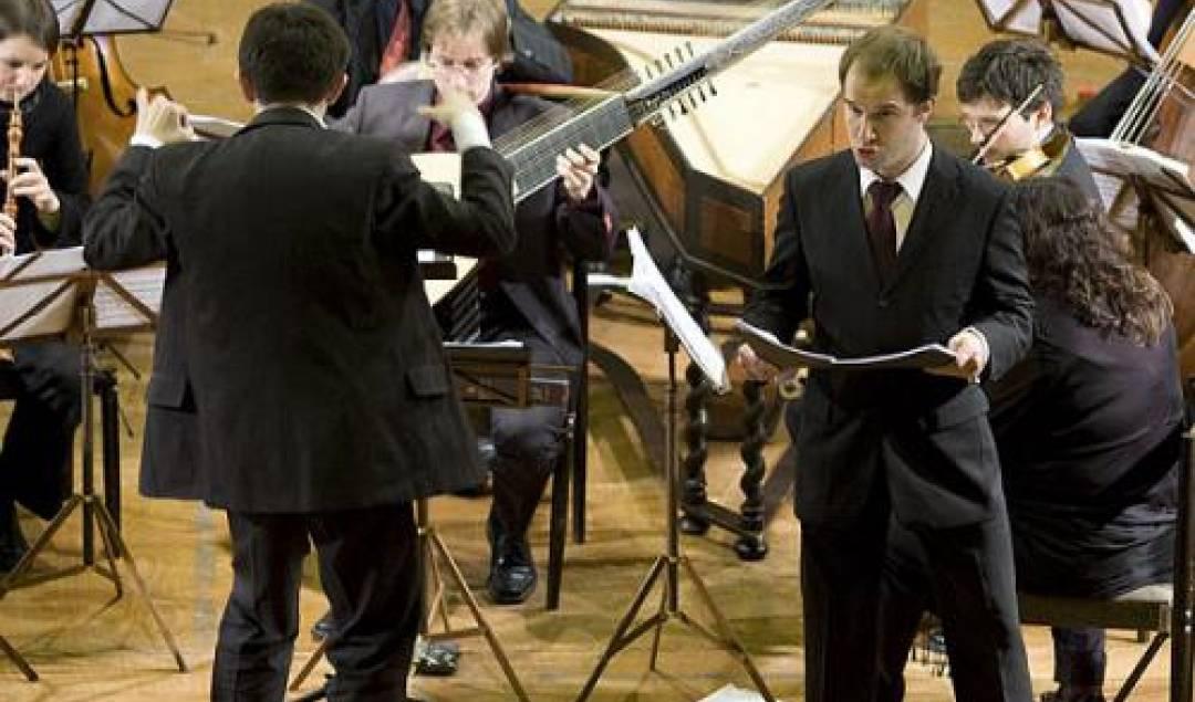 Festival Lípa Musica 2008 - Collegium 1704 a Collegium Vocale 1704