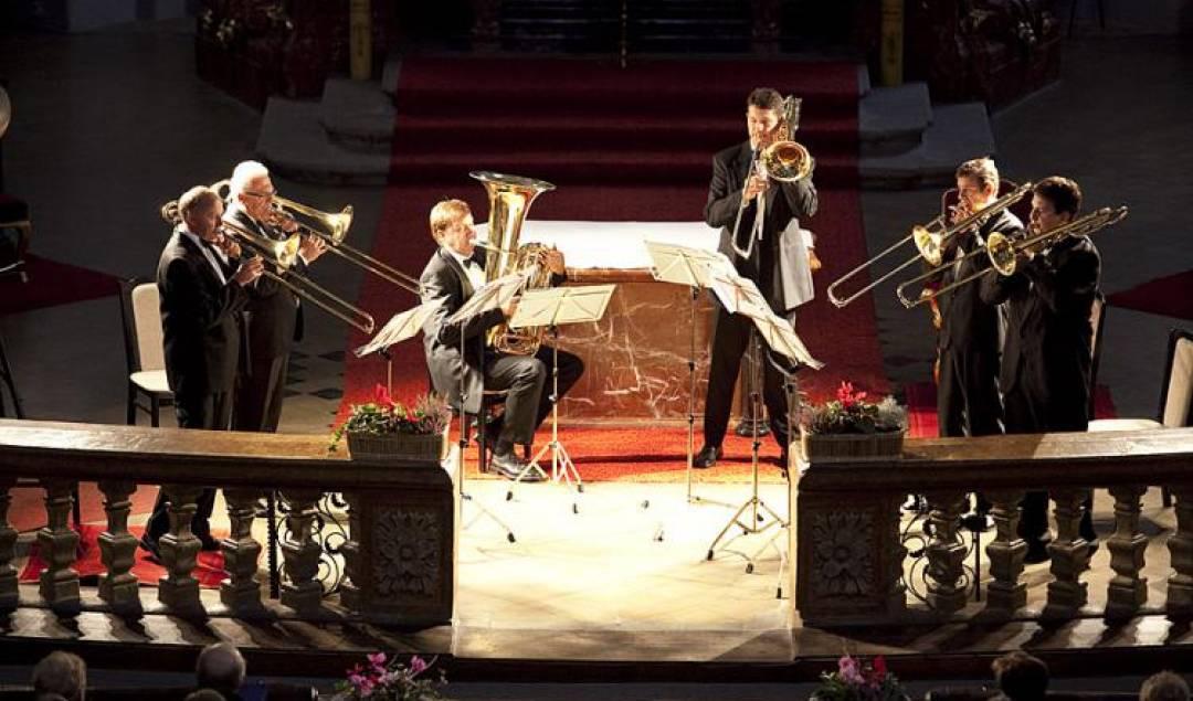 Vereinigung der tiefen Blechbläser der Tschechischen Philharmonie