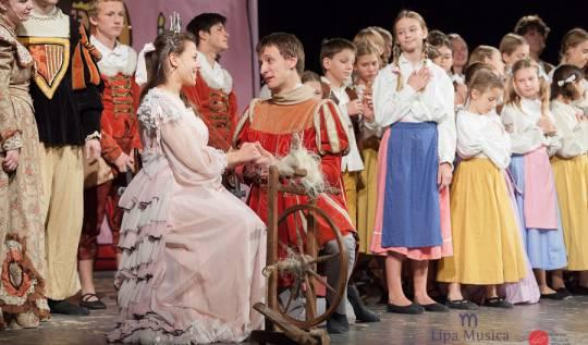 Dětská opera Praha - Lípa Musica 2012, foto Lukas Pelech