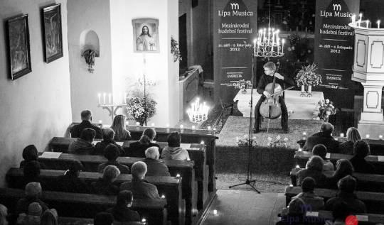 Tomáš Jamník - Lípa Musica 2012, foto Lukas Pelech