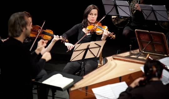 Venti Diversi Ensemble - Lípa Musica 2011, foto: Lukáš Pelech