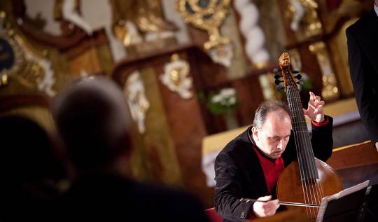Ensemble Tourbillon, Petr Wagner, Lípa Musica 2011, foto: Lukáš Pelech