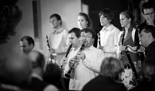 Clarinet Factory Orchestra - Lípa Musica 2011, foto: Lukáš Pelech