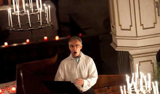 Stanislav Předota - Lípa Musica 2011, foto: Vít Černý (Lukas Pelech Atelier)