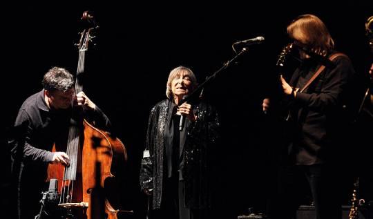Hana Hegerová a skupina Petra Maláska - Lípa Musica 2010, foto: Lukáš Pelech