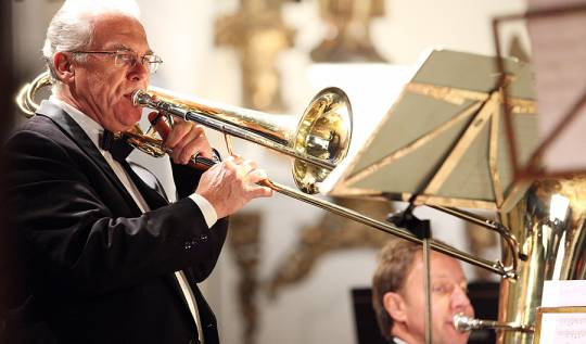 Sdružení hlubokých žesťů České filharmonie - Lípa Musica 2010, foto: L. Pelech