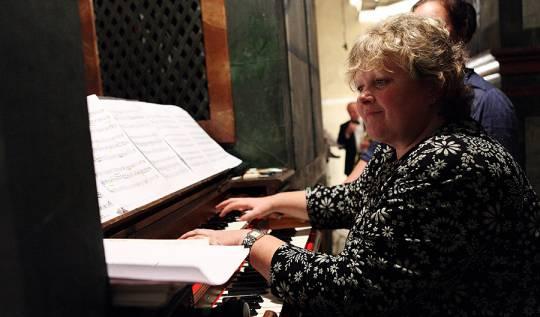 Marie Červová - Lípa Musica 2010, foto: L. Pelech
